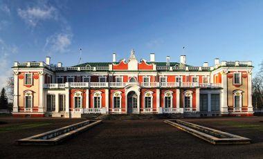 Palatul Kadriorg din Tallinn