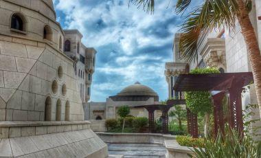 Palatul Khozam din Jeddah