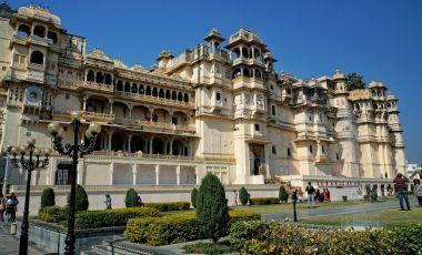Palatul Musonilor din Udaipur
