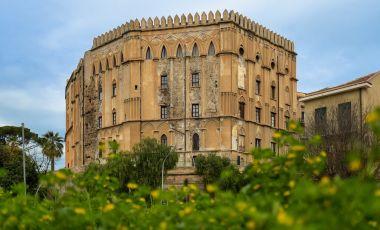 Palatul Normanzilor din Palermo