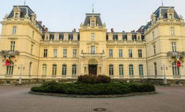 Palatul Potocki din Liov