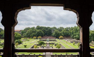 Palatul Shaniwar Wada din Pune