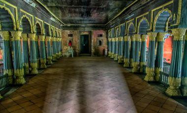 Palatul Sultanului Tipu din Bangalore