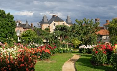 Palatul Thabor din Rennes