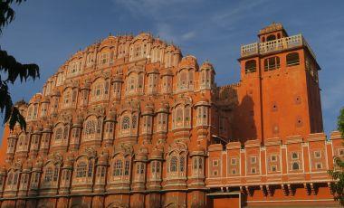 Palatul Vanturilor din Jaipur