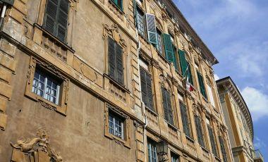 Palatul Borea d'Olmo din San Remo