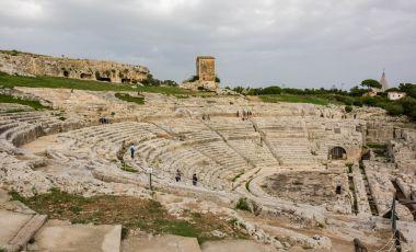 Parcul Arheologic Neapolis din Siracuza