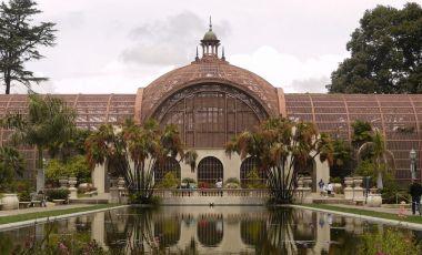 Parcul Balboa din San Diego