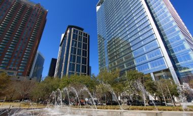 Parcul Discovery Green din Houston
