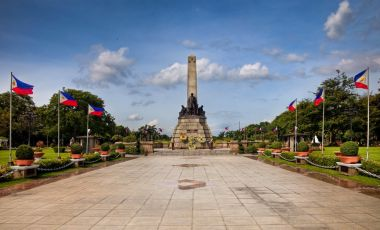 Parcul Jose Rizal din Manila
