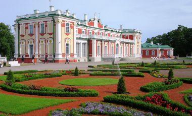 Parcul Kadriorg din Tallinn