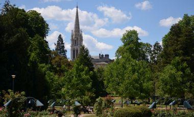 Parcul Pepiniere din Nancy