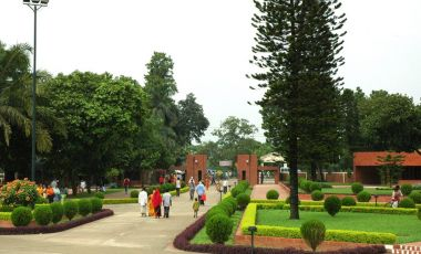 Parcul Suhrawardi din Dhaka