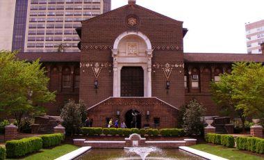 Muzeul de Arheologie si Antropologie Pennsylvania