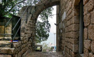 Pestera Sfantului Ilie din Haifa