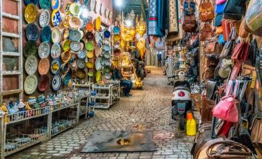 Piata Araba din Haifa