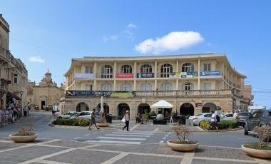 Piata Centrala din Rabat