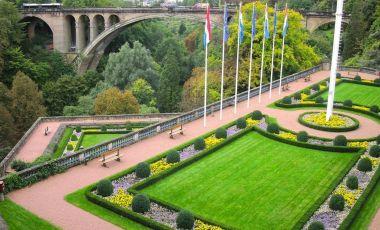 Piata Constitutiei din Luxemburg