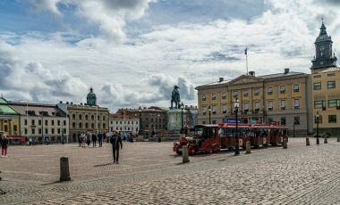 Piata Freskekorka din Goteborg