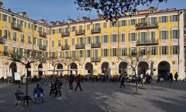 Piata Garibaldi din Nisa
