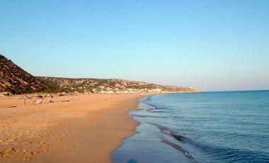 Plajele din Kyrenia