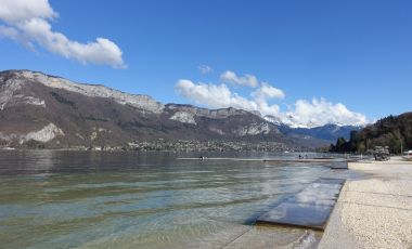 Plaja Marquisats din Annecy