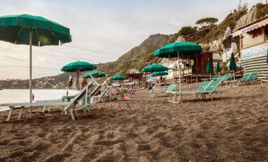 Plajele de pe Insula Ischia