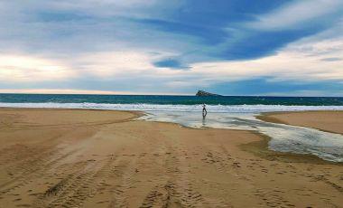 Plajele din Alicante
