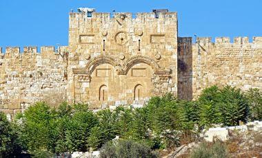 Poarta de Aur din Ierusalim