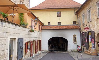 Poarta de Piatra din Zagreb