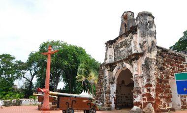 Poarta Santiago din Malacca