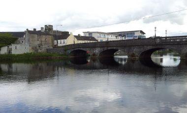 Podul Graiguecullen din Carlow