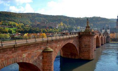 Podul Vechi din Heidelberg