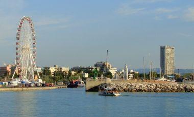 Portul din Rimini