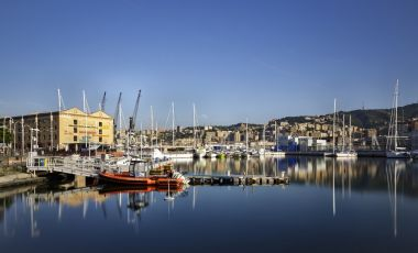Portul Vechi din Genova