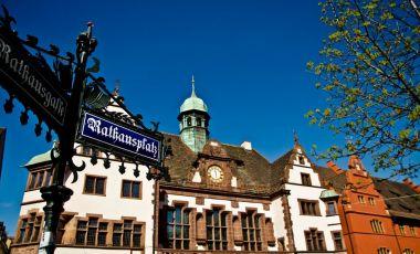 Piata Primariei din Freiburg