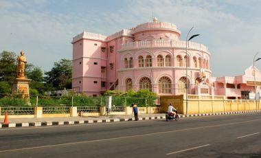 Resedinta Vivekananda din Chennai