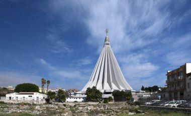 Sanctuarul Madonna delle Lacrime din Siracuza