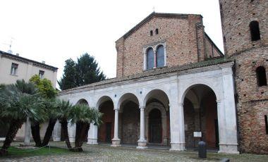 Basilica Sant'Apollinare Nuovo din Ravenna
