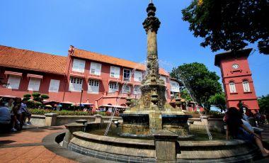 Satul Portughez din Malacca