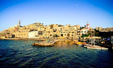 Situl Istoric Jaffa din Tel Aviv