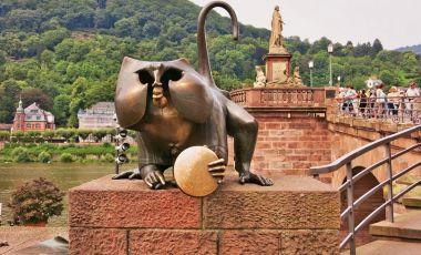 Statuia Maimutei din Heidelberg