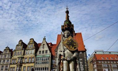 Statuia lui Roland din Bremen