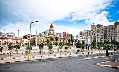Strada Lunga din Cape Town