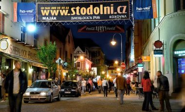 Strada Stodolni din Ostrava