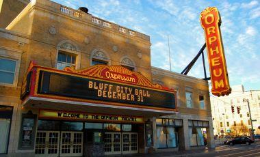 Teatrul Orpheum din Memphis