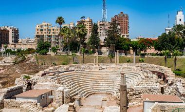 Teatrul Roman din Alexandria