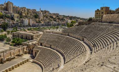 Teatrul Roman din Amman
