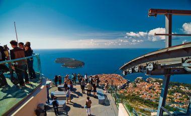 Telecabina din Dubrovnik