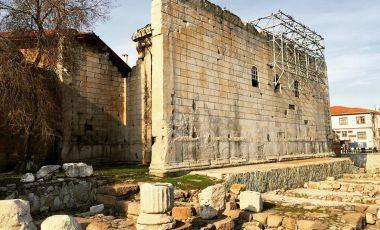 Templul lui Augustus din Ankara